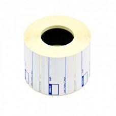 Термоэтикетки к LP15 Ш58 мм * Д40 м