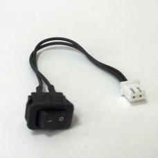 Кабель сетевой с выключателем AT037.02.01 для АТОЛ 11Ф и 10Ф