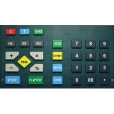 Клавиатура АВЛГ 417.05.03 Keyboard block для Меркурий 130Ф
