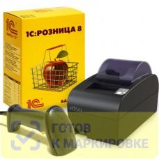 """Комплект для небольшого магазина """"Оптимальный"""" (АТОЛ 55Ф)"""